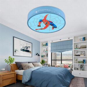 """Потолочный светильник """"Человек-паук"""""""