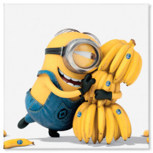 "Холст ""Бананамания"""