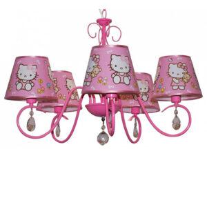 Люстра Hello Kitty