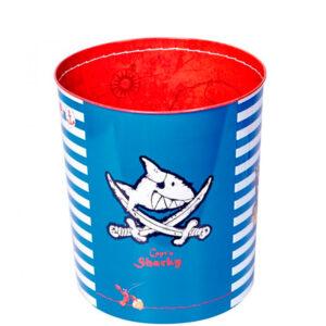 Корзина для бумаг Capt'n Sharky