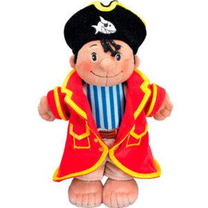 Мягкая игрушка Capt'n Sharky