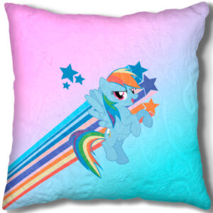 Подушка Rainbow Dash, My Little Pony
