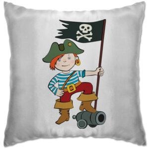 """Декоративная подушка """"Будищий Пират"""""""