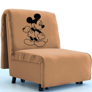 """Кресло-кровать """"Микки Маус"""""""