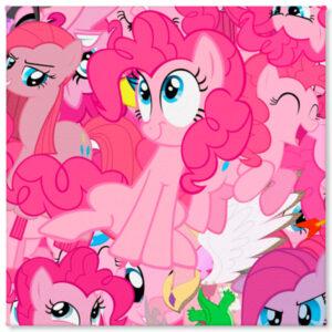 Холст Pinky Pie