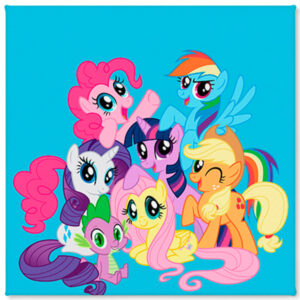 Холст My Little Pony