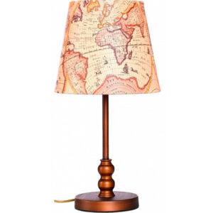 """Настольная лампа """"Карта"""""""