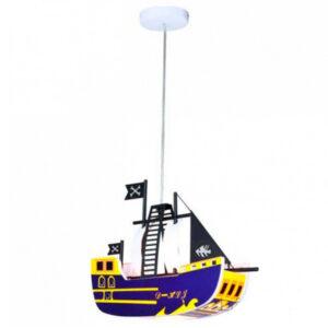 """Подвесной светильник """"Пиратский корабль"""""""