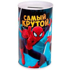 Копилка «Самый крутой» Человек-паук»