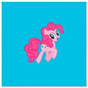 Холст Pinkie Pie