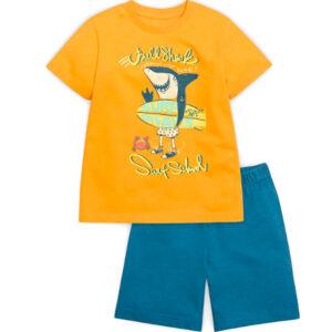 """Детская пижама """"Акула"""""""