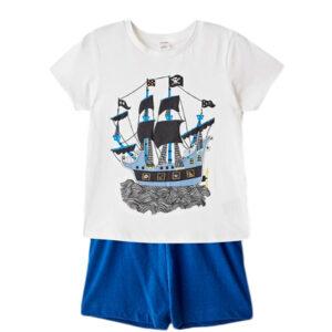 """Пижама """"Пиратский корабль"""""""