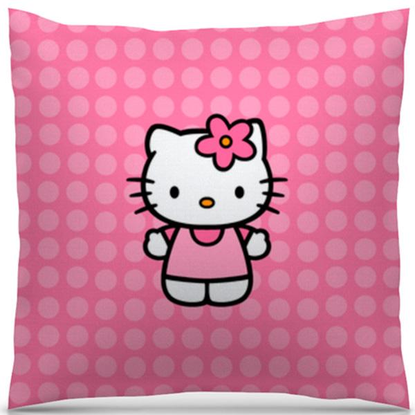 Декоративная подушка Hello Kitty