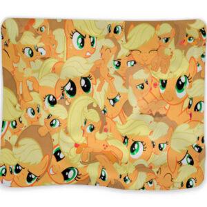 """Плед """"Apple Jack"""", My Little Pony"""