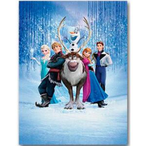 Постер Frozen
