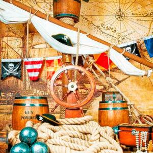 """Фотообои """"Пиратское логово"""""""