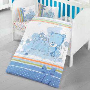Ясельное постельное белье
