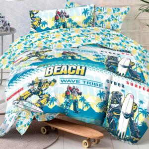 Постельное белье Wave Transformers