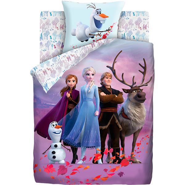 Постельное белье Frozen 2