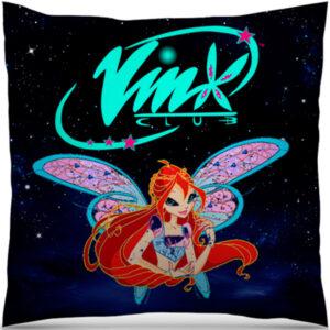 Подушка Winx