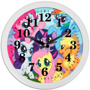 Часы настенные My Little Pony