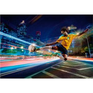 """Фотообои """"Уличный футбол"""""""